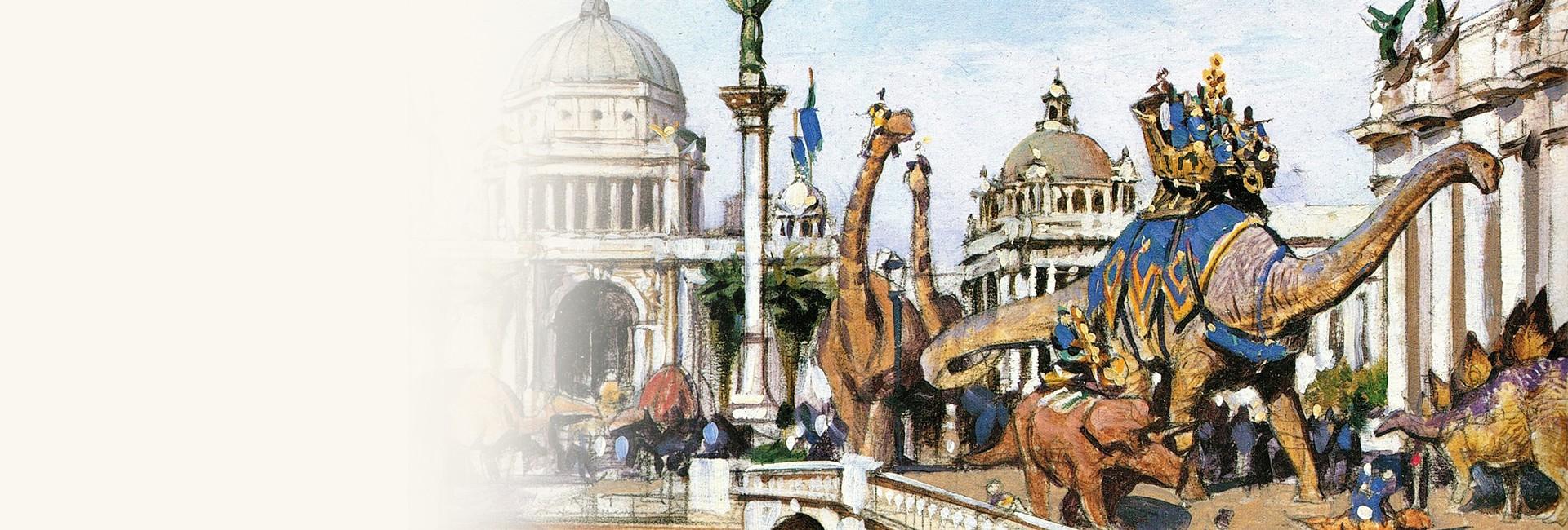 Dinotopie II.