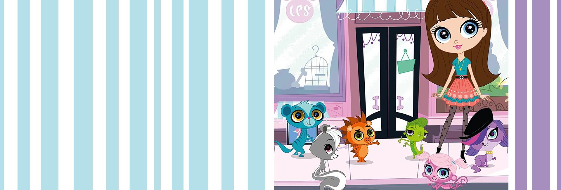 Pet šhopáci