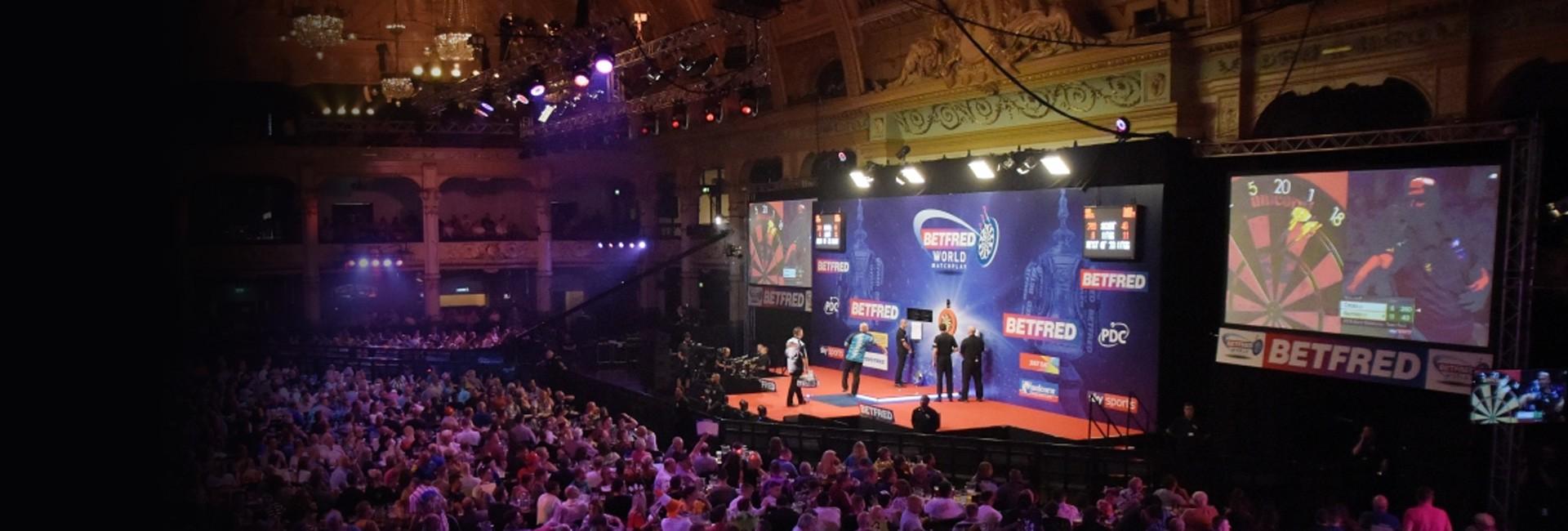 World Matchplay Darts 2021