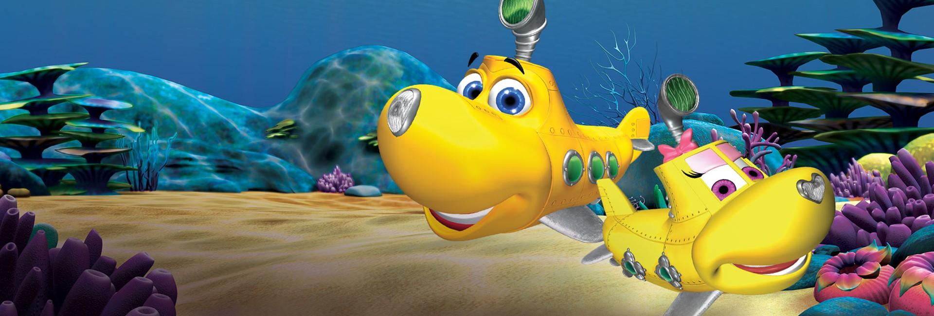 Potápěj se Olly!