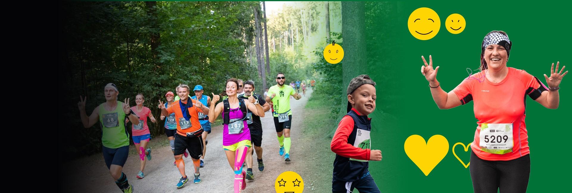 ČEZ RunTour 2021
